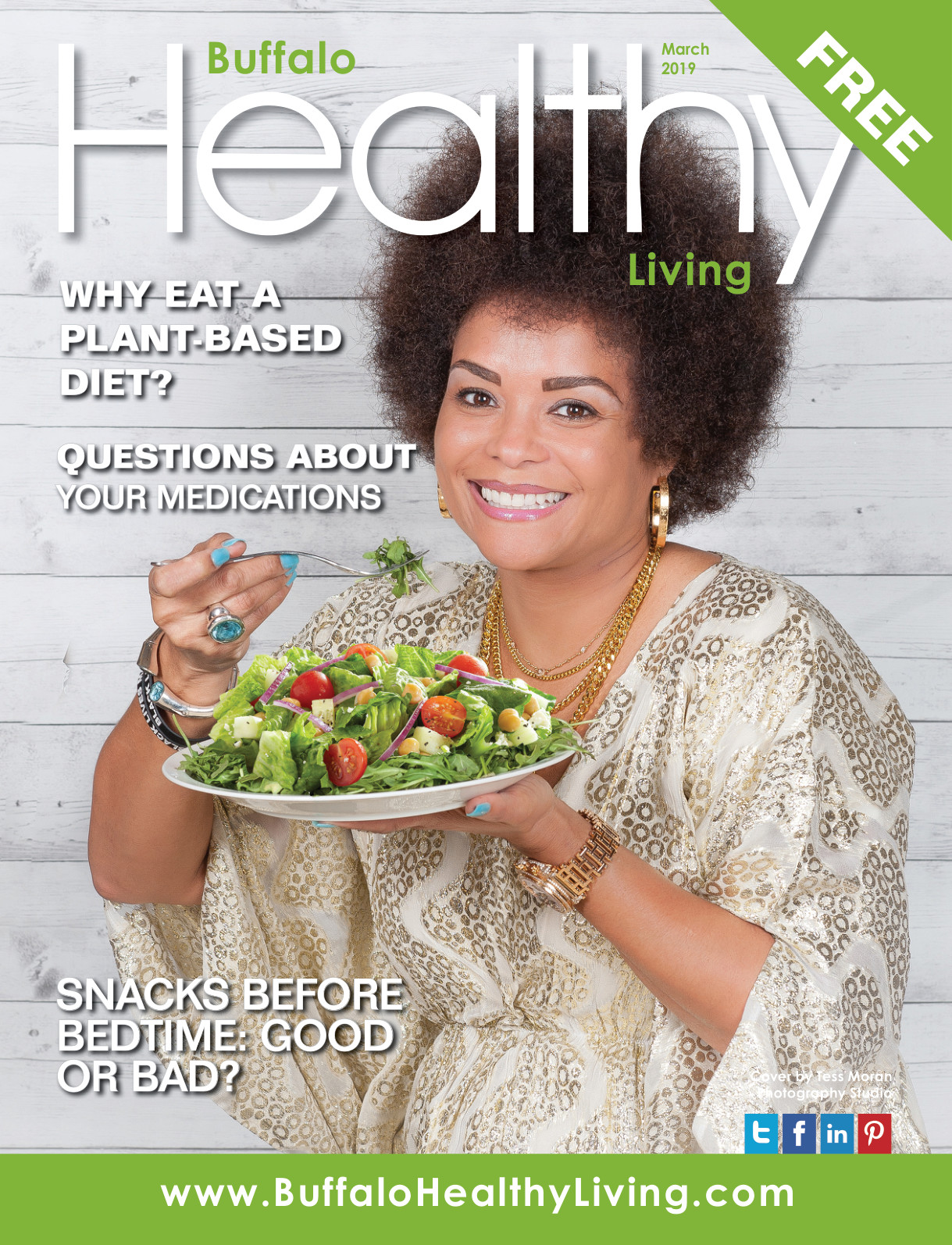 Buffalo Healthy Living March 2019