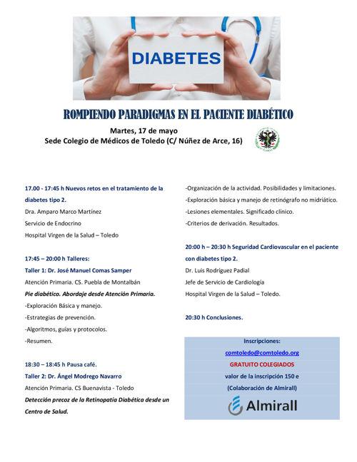 tratamiento de la diabetes erblinden durch