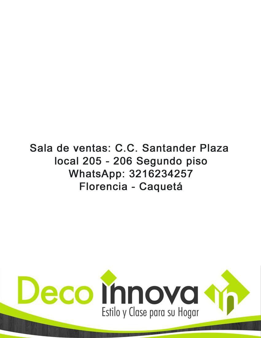 Deco Innova By Amarillas Caquet Flipsnack # Muebles Caqueta Florencia