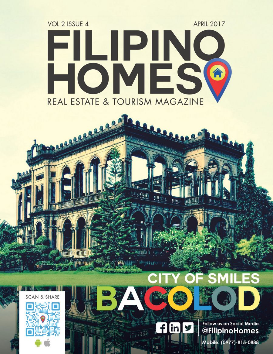 filipino homes real estate tourism magazin vol 2 issue 4