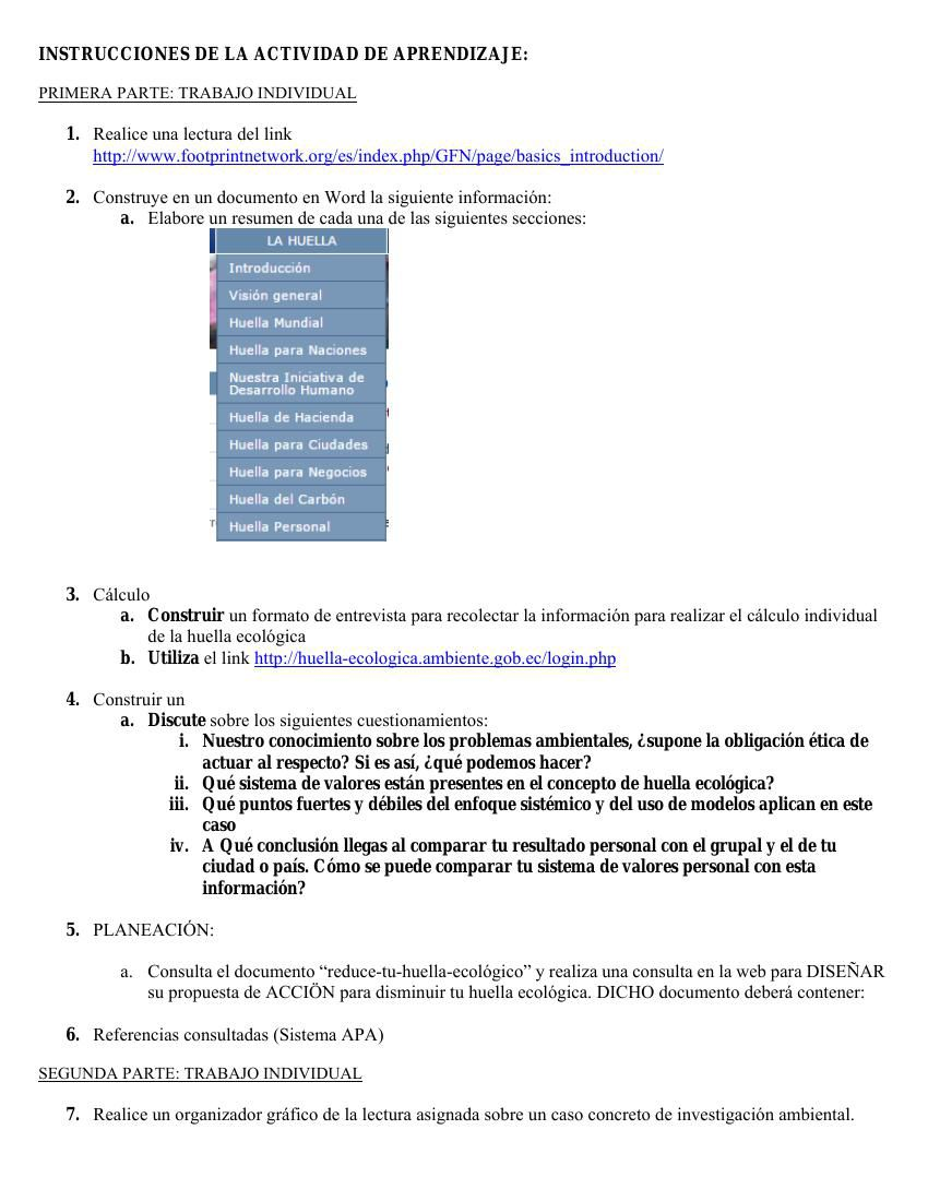Actividades extraclase SAS PARCIAL 2 gen 2017