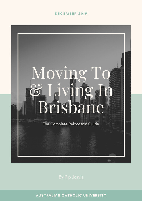 Moving To Living In Brisbane The Complete Relocation Gui