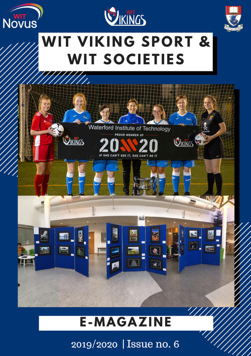 Wit Viking Sport Wit Societies Newsletter Issue 6