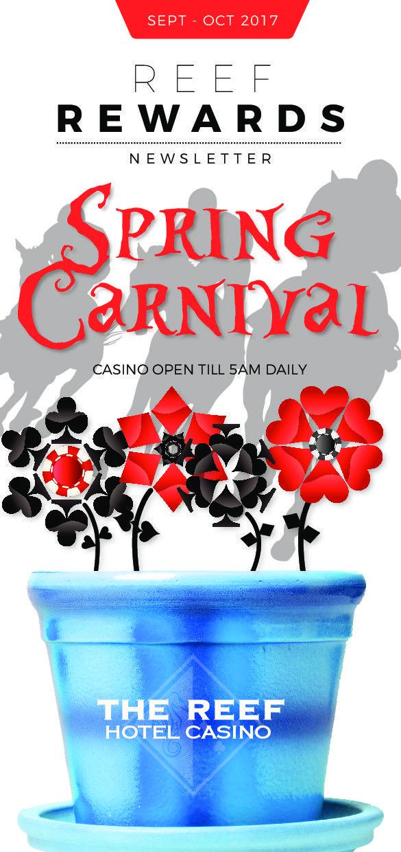 Reef hotel casino gambling fund casino in vereeniging