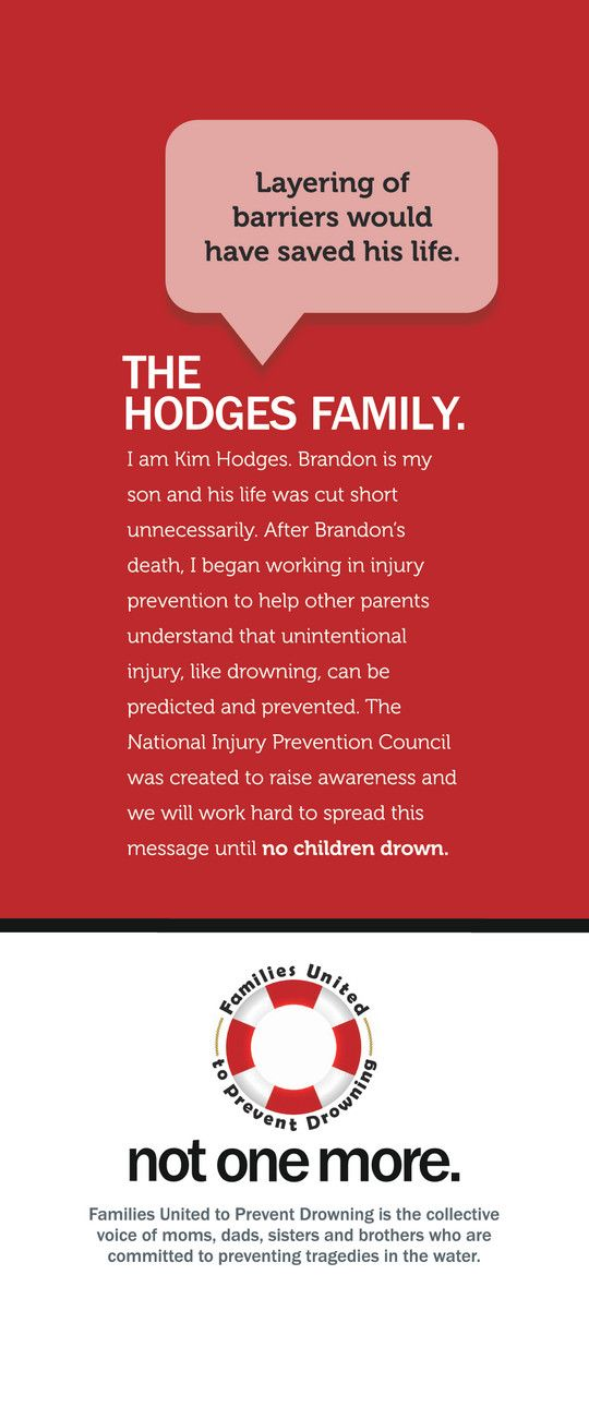 Families United to Prevent Drowning