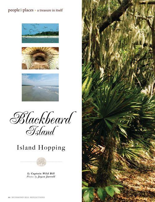 The Treasure of Blackbeards Island