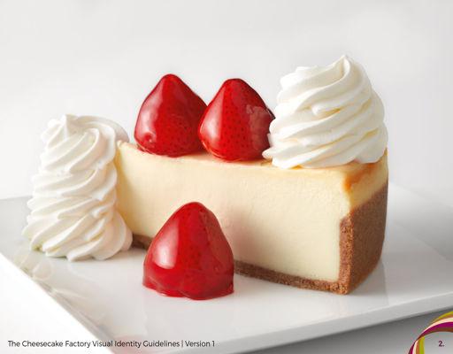 cheesecake factory handbook