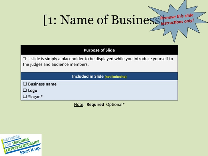 Nfte powerpoint business plan template by chris styles flipsnack flashek Images