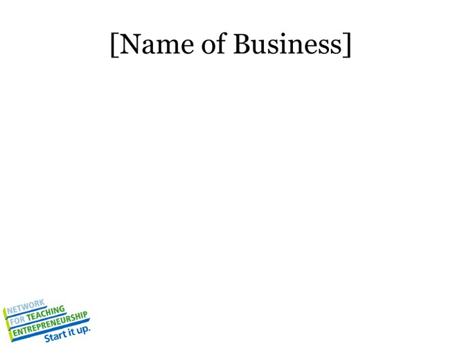 Nfte powerpoint business plan template by chris styles flipsnack next flashek Images