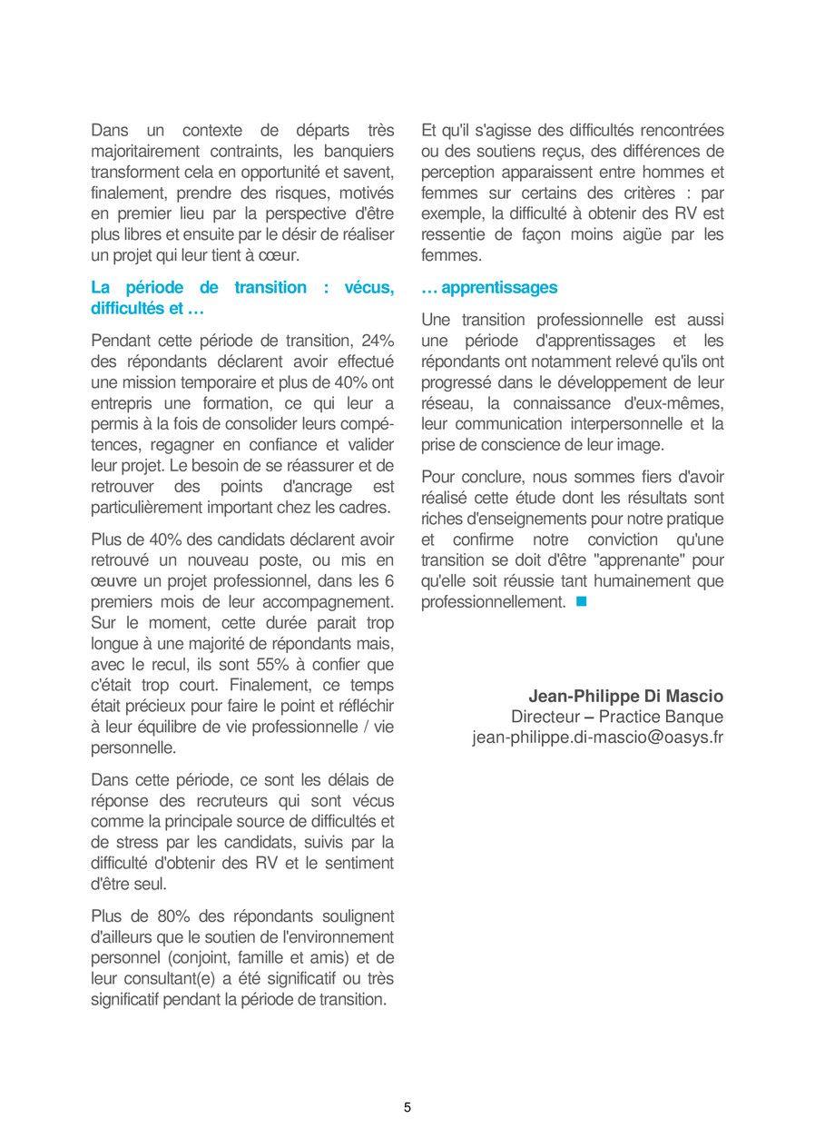 Enquête Practice Banque OasYs - Janvier 2018 by OASYS MOBILISATION ...