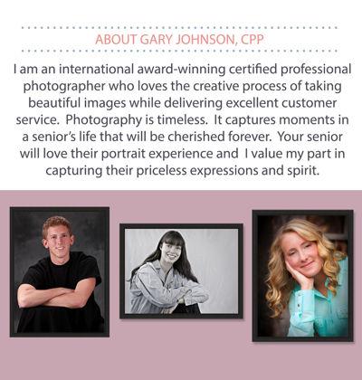 Senior Portrait Pricing Guide by Gary Johnson - Flipsnack