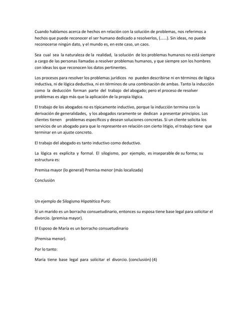 2 3 El Silogismo Jurídico By Lucio Ordoñez Flipsnack