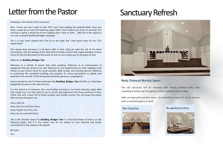 Welcome - Great Bridge United Methodist Church