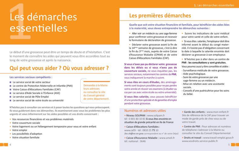 Guide Des Aides Sosbebe