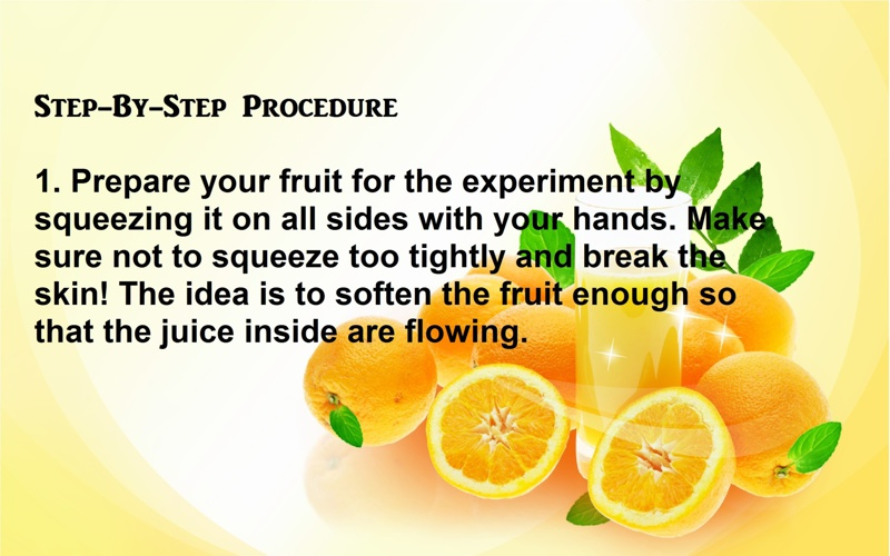 fruits as battery essay Fruit battery research paper - put out a little time and money to receive the paper you could not even dream about get started with term paper writing and write greatest term paper ever commit your essay to qualified scholars working in the service.