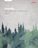 Hållbarhetsrapport | Stavdal AB
