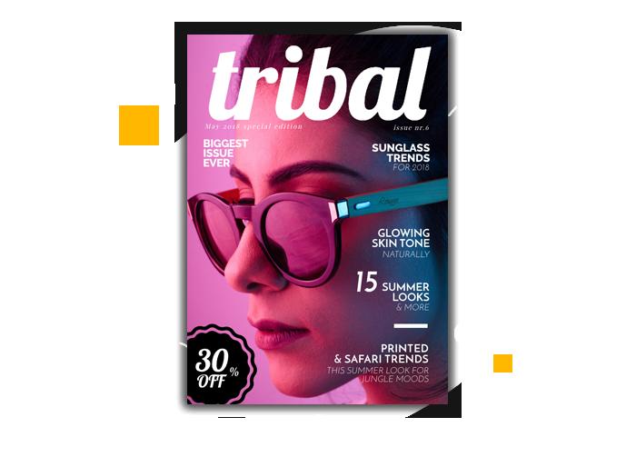 Online Magazine Maker Create A Digital Magazine Flipsnack