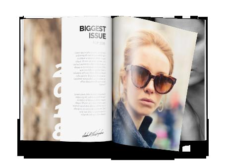 Online Magazine Maker  Create a Digital Magazine - Flipsnack