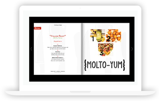 Create your menu