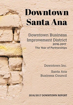 Downtown Santa Ana Report
