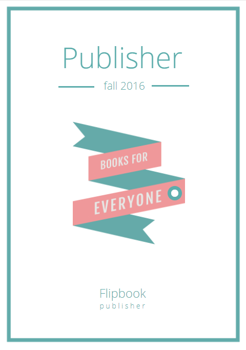 HTML5 Flipbook Template