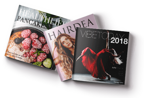 Business catalogs and magazines