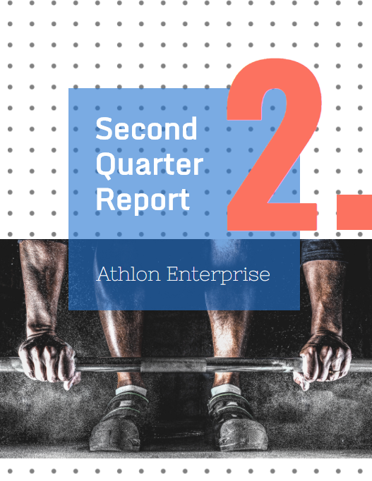 Quarter Report Template
