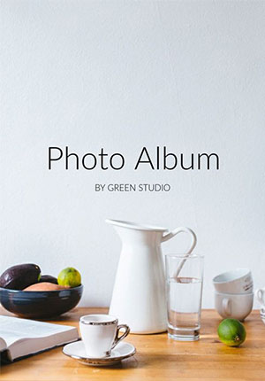 Green Studio example