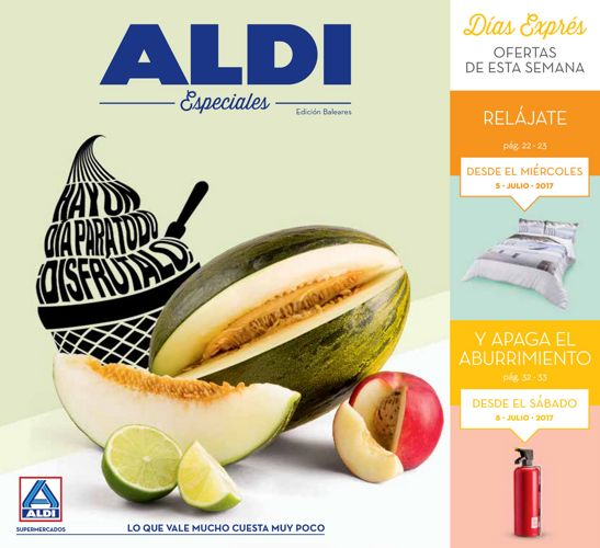 Aldi catalog