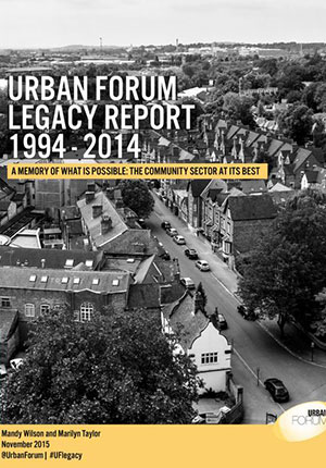 Urban Forum Report