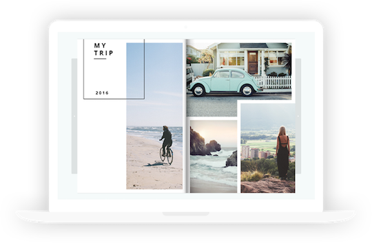 HTML5 Digital Photo Album