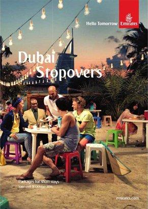 Discover Dubai brochure
