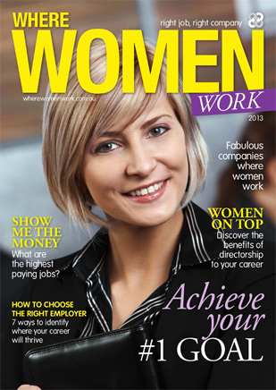 Where women work brochure
