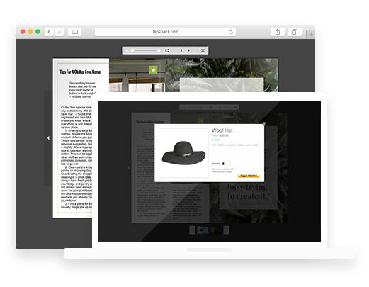 Pubblicazioni HTML5