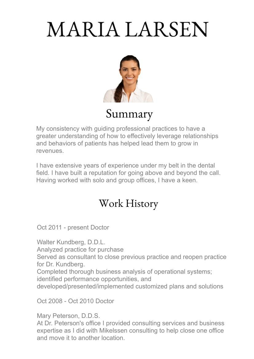 Remarkable registered nurse resume template - Flipsnack