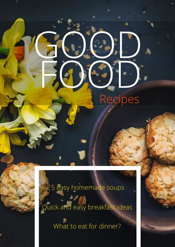 Irresistible Cookbook Design