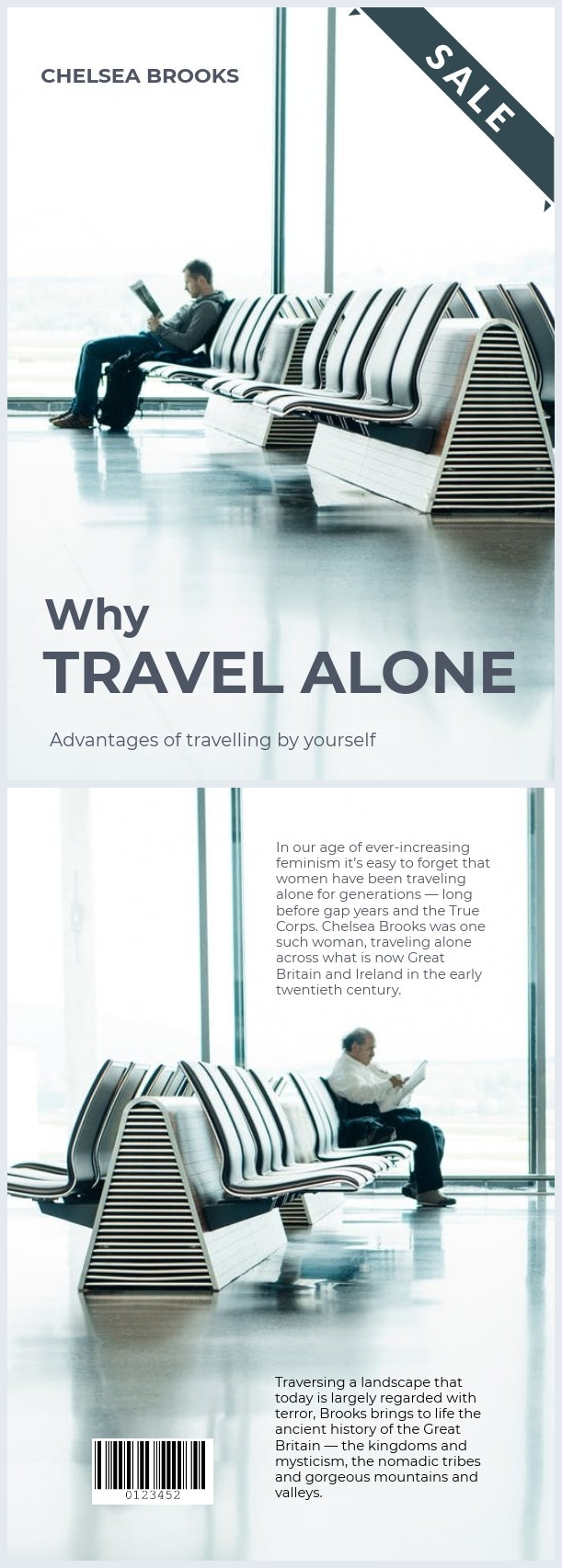Traveling Alone Book Cover