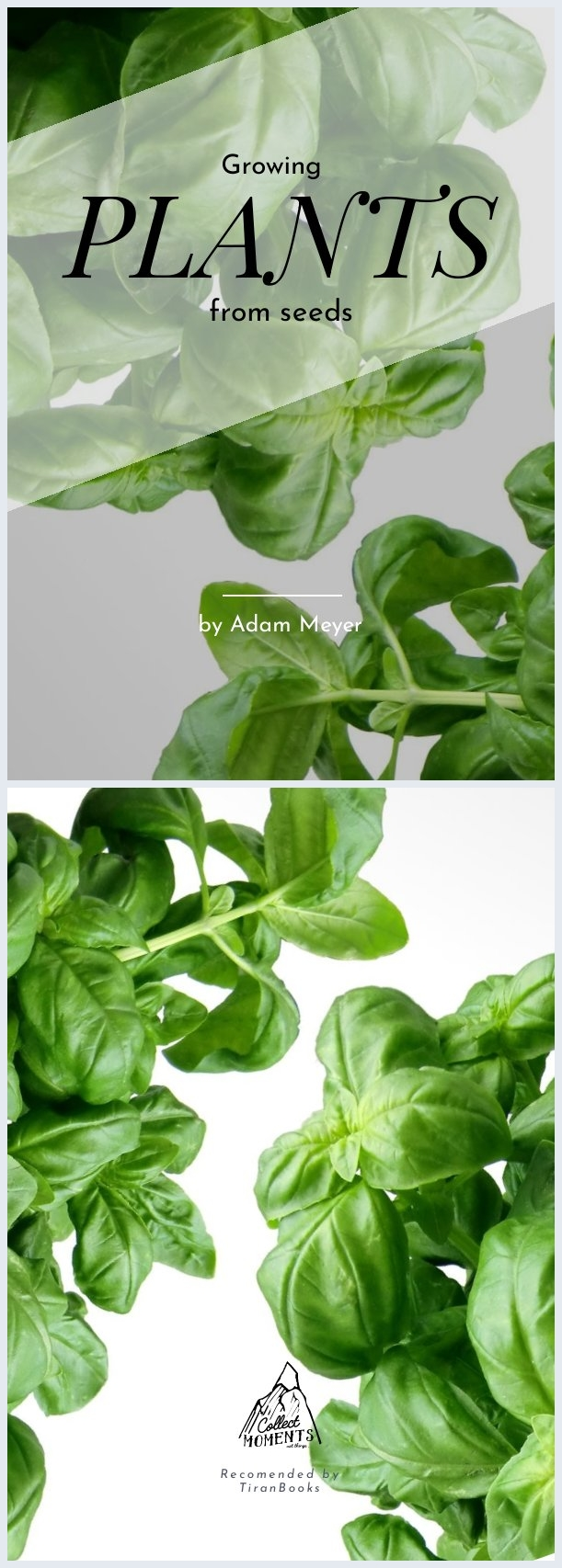 Growing Plants Book Cover