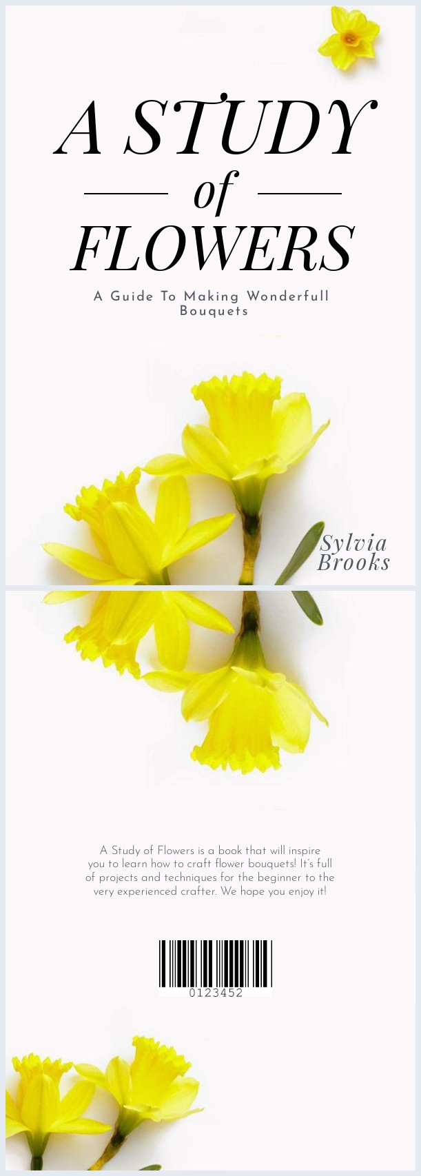 Yellow Flowers Book Cover