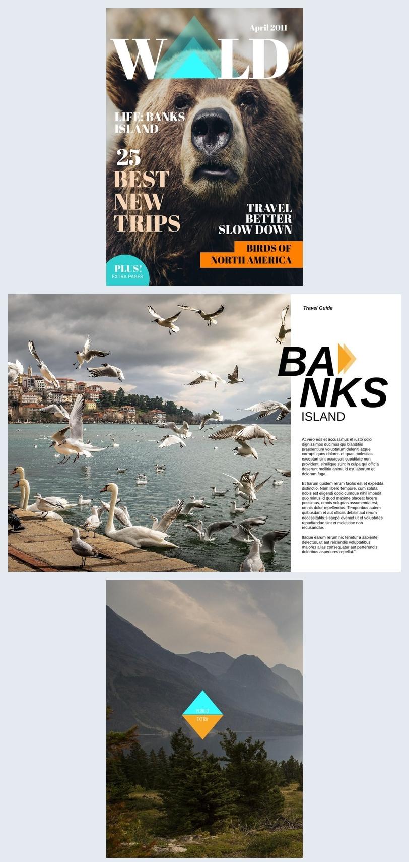 Natuurtijdschriftvoorblad