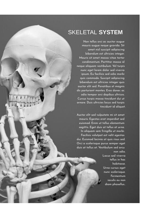 Ejemplo de plantilla para revista de ciencias