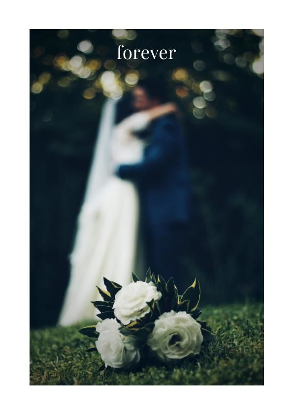 Fantastico album di nozze