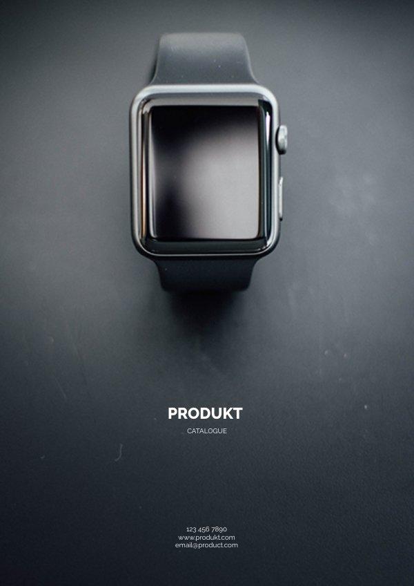 Professional Product Catalog Design