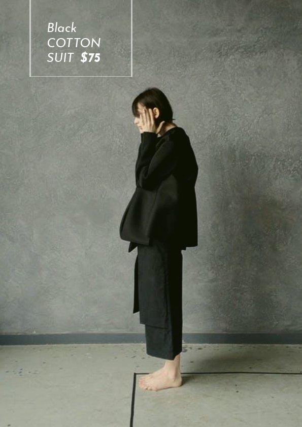 Women's Fashion Lookbook Template