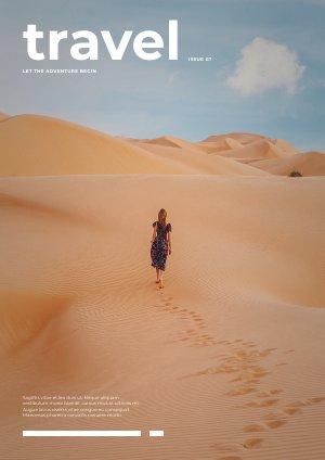7 Plantillas Personalizables Para Revistas De Viajes Flipsnack