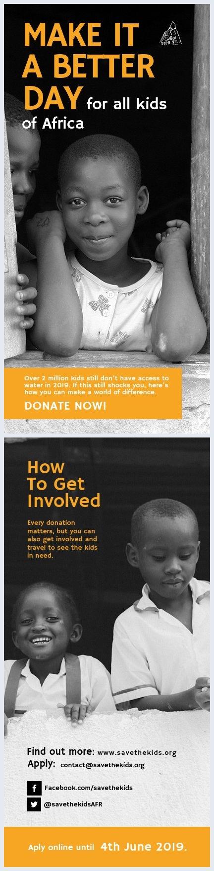 Nonprofit Flyer Template