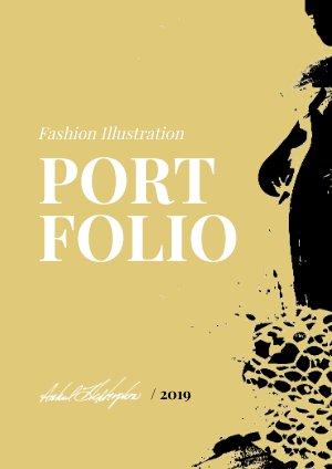 Customizable Fashion Portfolio Templates Flipsnack