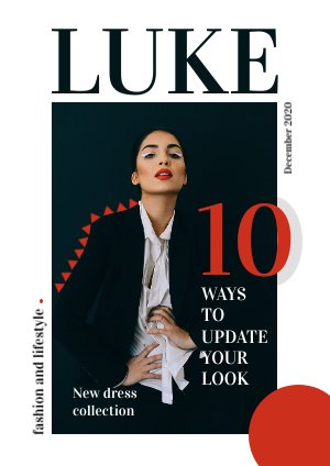 Free Magazine Templates Make A Magazine Online Flipsnack