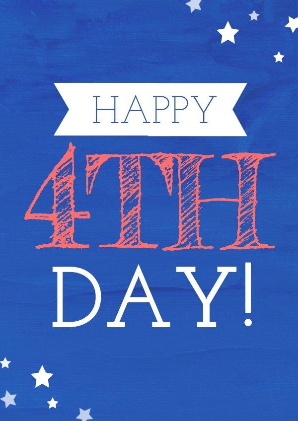 Design de joyeux jour de l'indépendance