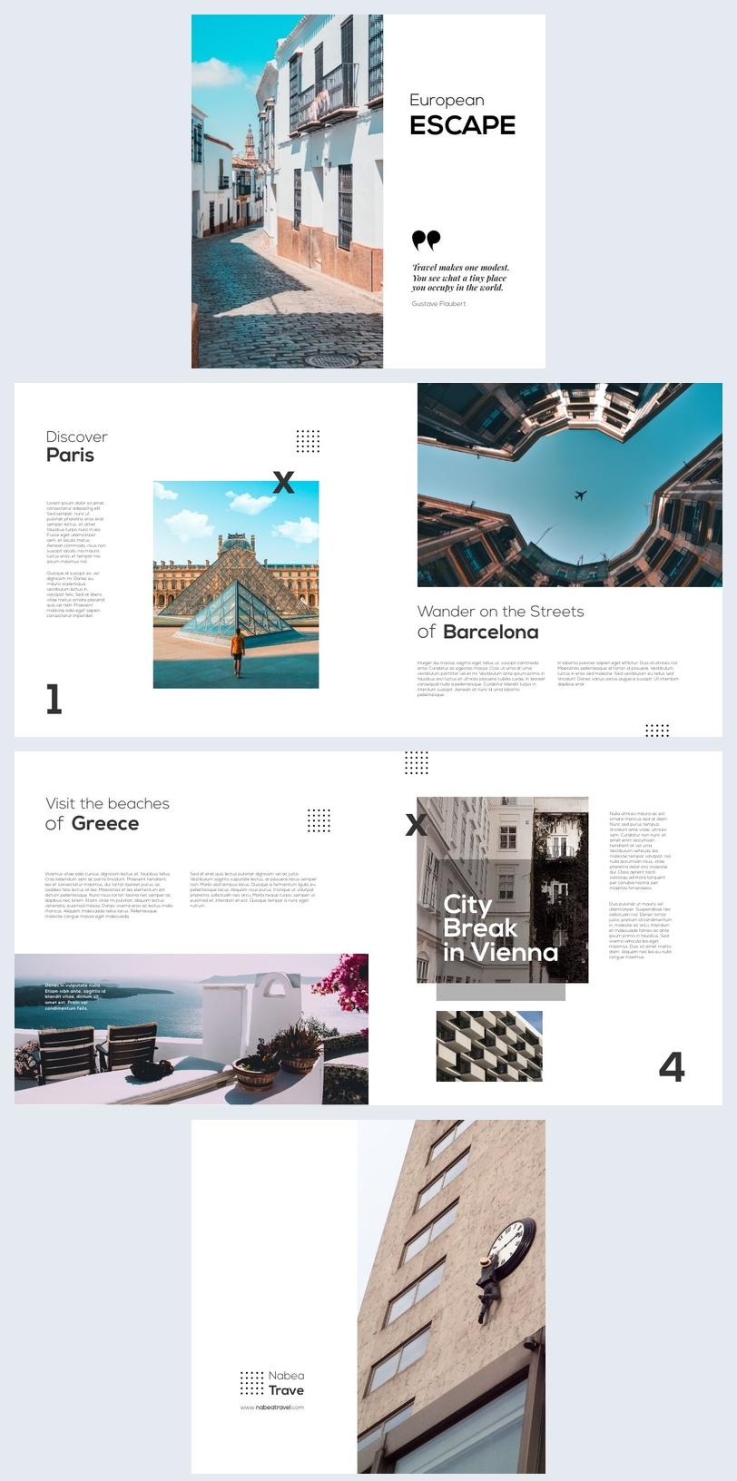 Design et mise en page de livret CD
